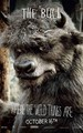'Where The Wild Things Are' Movie Poster ~ The stier, bull