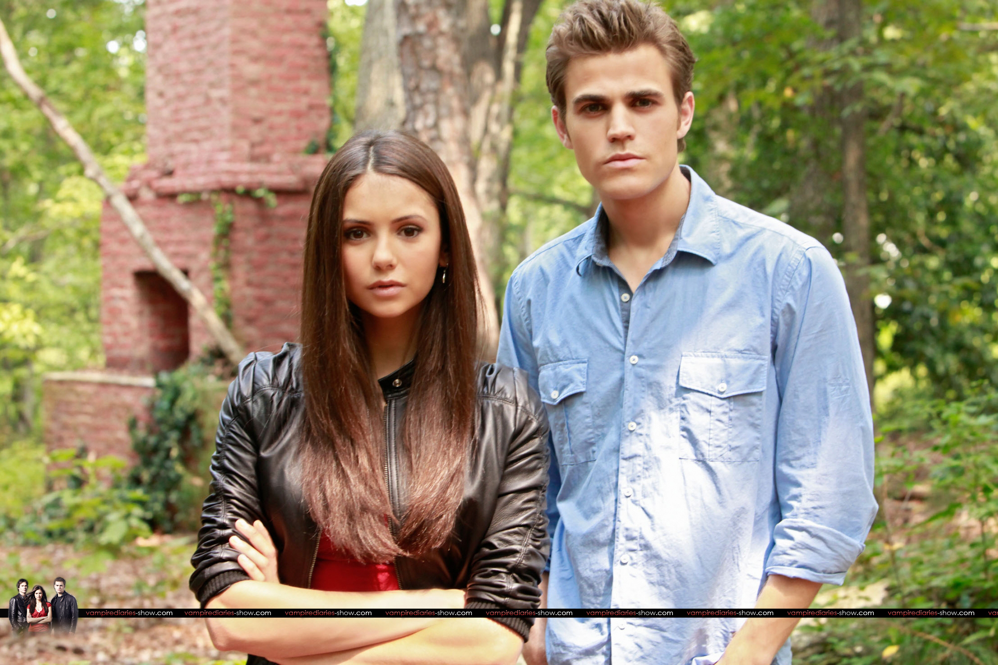 1x05 - Lost Girls - Promotional Picture - the-vampire-diaries photo