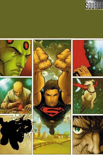 Adventure Comics #1