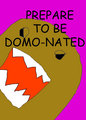 Ahh! Were're being Domo-nated! - domo-kun fan art
