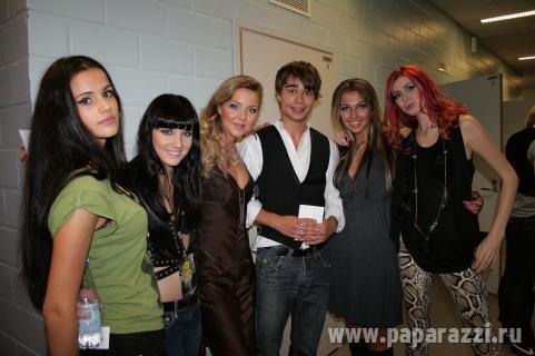 Alex & Russian group Princess Avenue