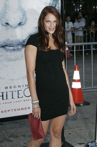 Amanda at Whiteout premiere