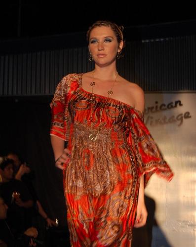 American Vintage Fashion montrer - April 10, 2008