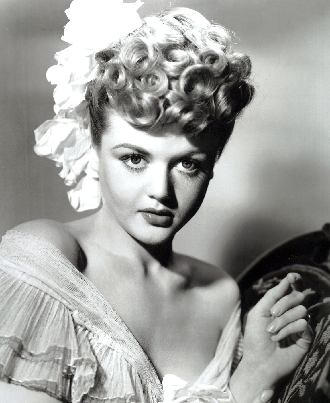 Angela Lansbury young photos