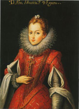 Anne of Austria, Infanta of Spain