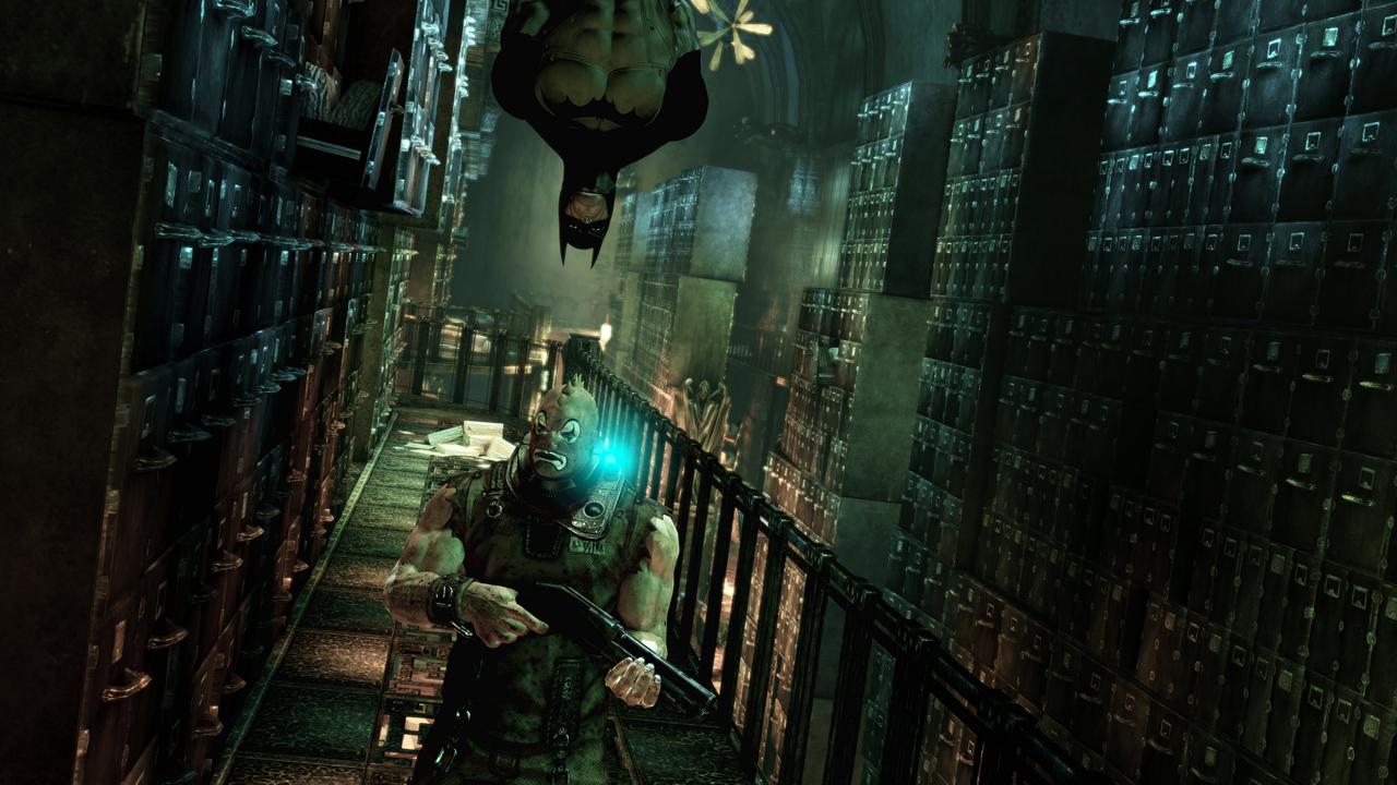 Arkham Asylum images Arkham Asylum HD wallpaper and background photos