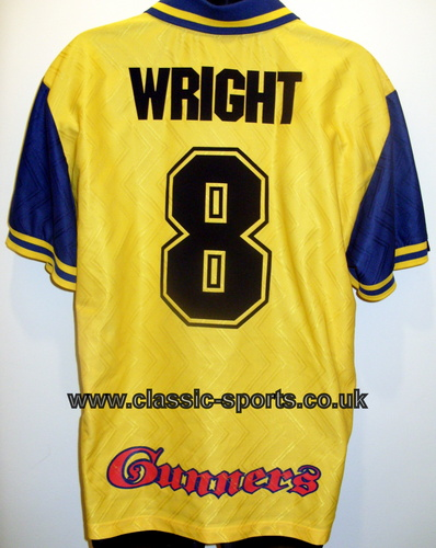 Arsenal 壁紙 called Arsenal Wright 8 Football シャツ