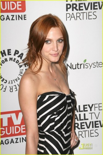 Ashlee @ PaleyFest: Fall TV Preview Party