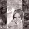 Ashlee Simpson photo with a portrait entitled Ashlee