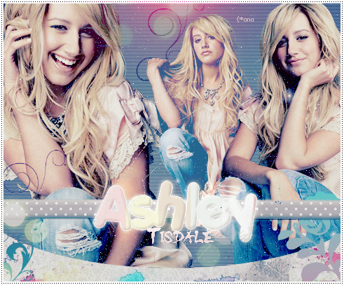 Ashley tisdale background