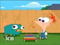 Baby Phineas and Baby Perry