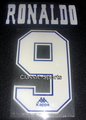 Barcelona Ronaldo 9 1995 Name Set