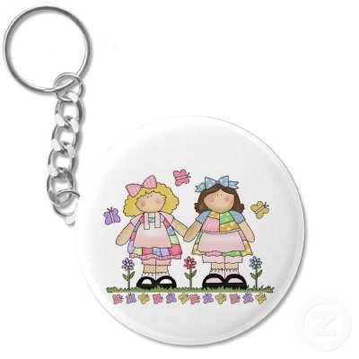 Keychains wallpaper entitled Best Friends Keychain