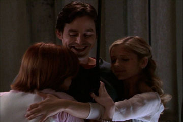 Buffy,WIllow,Xander