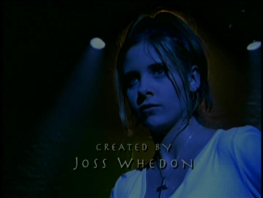 Buffy the Vampire Slayer Season 1&2 Opening credits