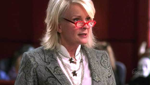 Candice Bergen joins boston legal