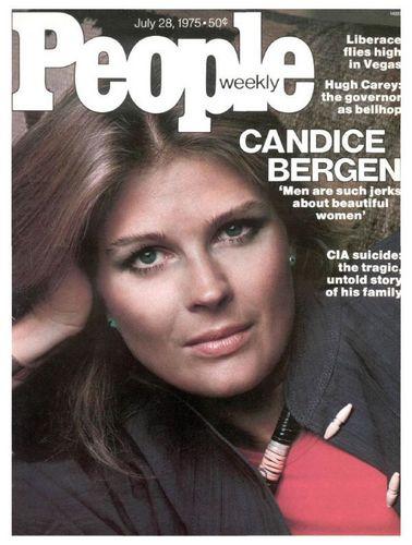 Candice Bergen - People Magazine