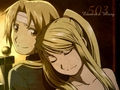 Canon Love! - edward-elric-and-winry-rockbell wallpaper