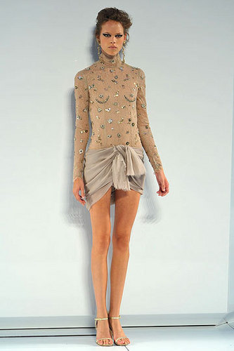 Chanel Couture 2009 Fall Collection