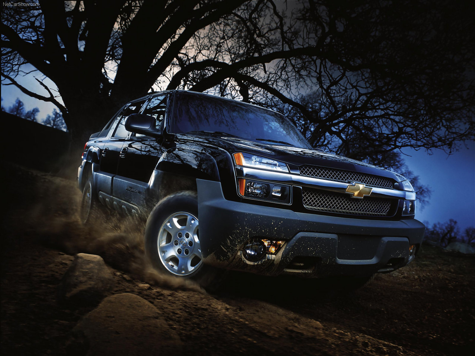 Chevrolet images Chevrolet Avalanche (2002) HD wallpaper and background photos
