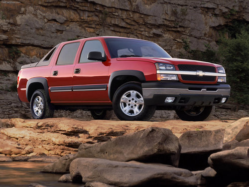 Chevrolet Avalanche (2002)