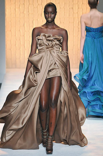 Christian Siriano Fall 2009 RTW Collection