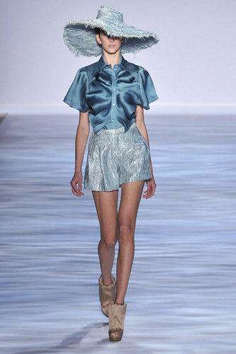 Christian Siriano Spring 2010 RTW Collection
