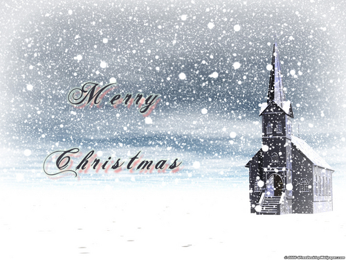 Krismas kertas dinding called Merry Christmas,Wallpaper