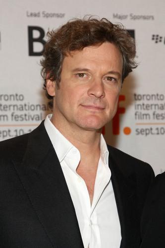 Colin Firth at A Single Man Press Conference at Toronto International Film Festival