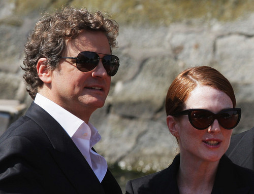 Colin Firth at araw 10 of 66th Venice Film Festival