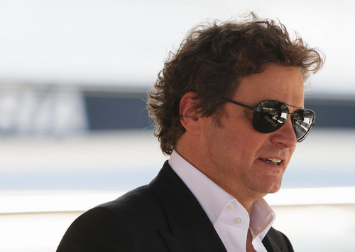Colin Firth at 日 10 of 66th Venice Film Festival