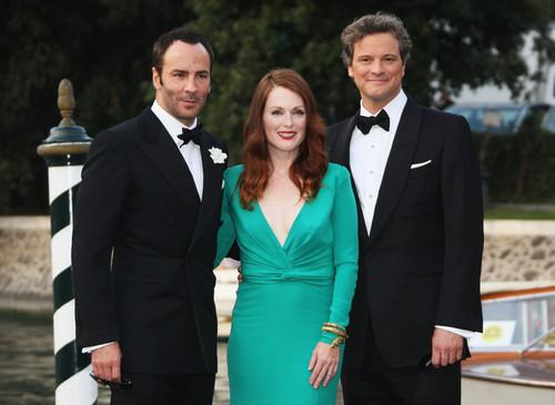 Colin Firth at Day 10 of 66th Venice Film Festival