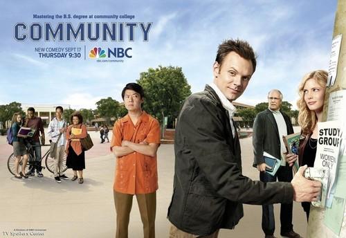 Community Season 1 Promo Posters