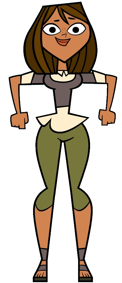 courtney from total drama naked