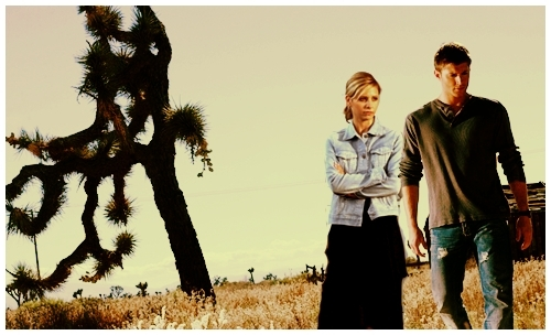 Dean and Buffy