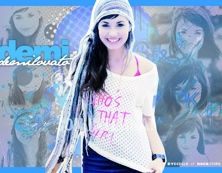 Demi Lovato Disney Channel on Demi Lovato Blend   Disney Channel Girls Fan Art  8183811    Fanpop