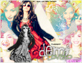 Demi lovato blend - disney-channel-girls fan art
