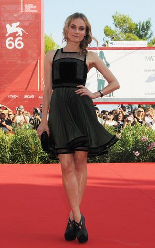 Diane Kruger @ The Venice Film Festival