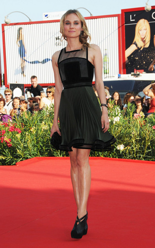 Diane Kruger @ The Venice Film Festival