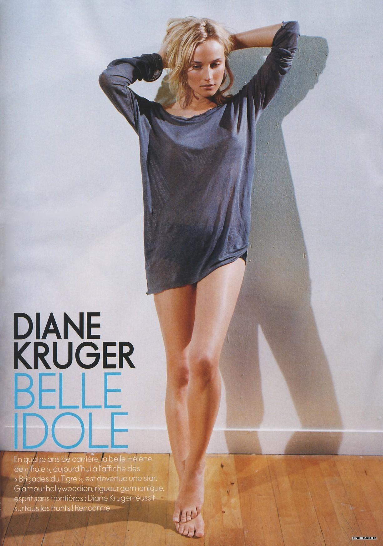 Diane Kruger - Diane K... Marion Cotillard
