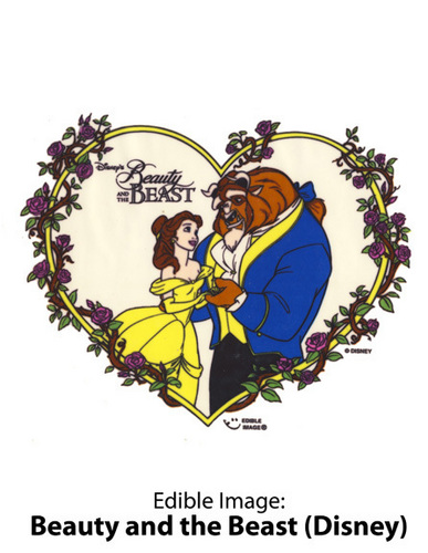 Beauty and the Beast herz