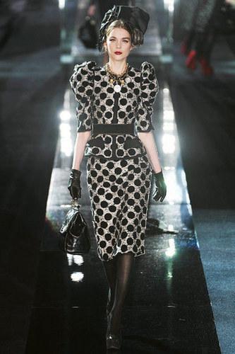 Dolce & Gabbana Fall 2009 RTW