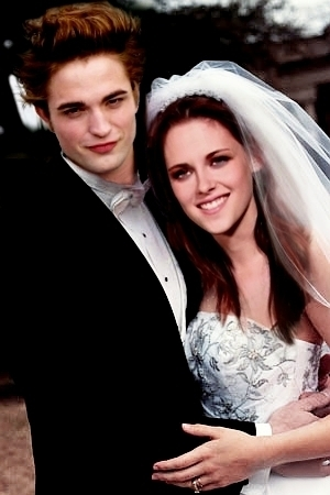 Edward & Bella's Wedding Tag