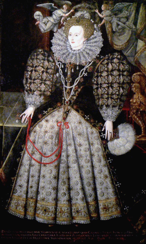 Elizabeth I, কুইন of England