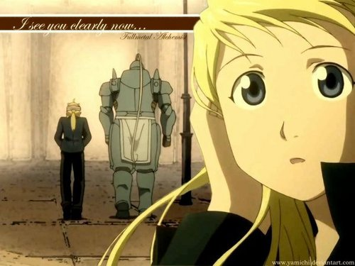 FMA Brotherhood - I See te Clearly Now