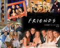 friends - Friends Commemorative Wallpaper wallpaper