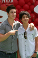 Good looks run in the family - david-henrie photo