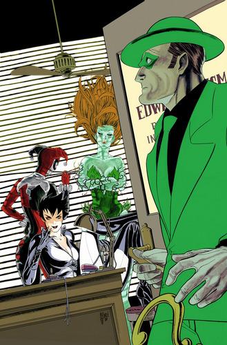 Gotham City Sirens #8
