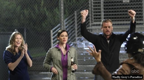 Grey's Anatomy- Season 6.03 promotional تصاویر