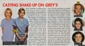 Grey's Anatomy- Season 6 *Spoilers* magazine scan